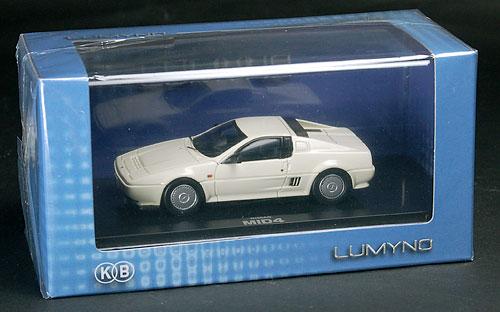 1/43 レジンモデルカー ニッサン MID 4 I(1985) ベージュ(プロヴァンス・ムラージュ製)[ルミノ]《取り寄せ※暫定》