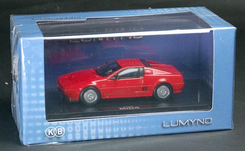 1/43 レジンモデルカー ニッサン MID 4 I(1985) レッド(プロヴァンス・ムラージュ製)[ルミノ]《取り寄せ※暫定》