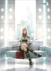 ファイナルファンタジーXIII(13) ウォールスクロールポスター Vol.1 ライトニング[スクウェア・エニックス]《在庫切れ》