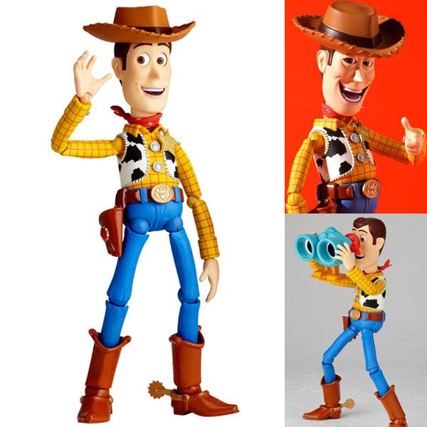 Sci Fi Revoltech No 010 Toy Story Woody Merchpunk