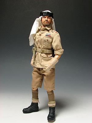 """1/6 アクションフィギュア WW.II イギリス軍 SAS中尉""""エディー・マック""""北アフリカ戦線 1942-1943年[プラッツ]《在庫切れ》"""