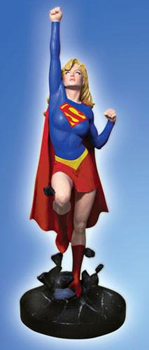 カバーガールズ・オブ・ザ・DCユニバース スーパーガール スタチュー 単品[DCダイレクト]《在庫切れ》
