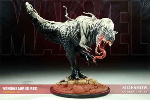 マーベル コミケット ヴェノムサウルス・レックス 単品[サイドショウ]《在庫切れ》