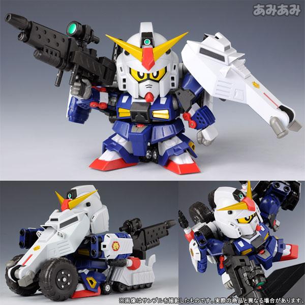 SDX SDコマンド戦記 G-ARMS キャプテンガンダム[バンダイ]《取り寄せ※暫定》