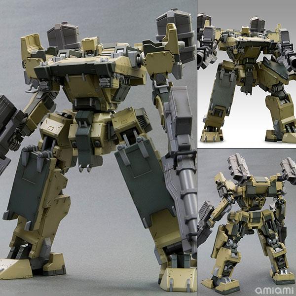 V.I.シリーズ アーマード・コア GA GAN01 サンシャインL プラスチックキット