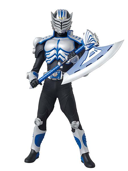 リアルアクションヒーローズ-505 DX 仮面ライダーアックス(KAMEN RIDER DRAGON KNIGHT)[メディコム・トイ]《在庫切れ》