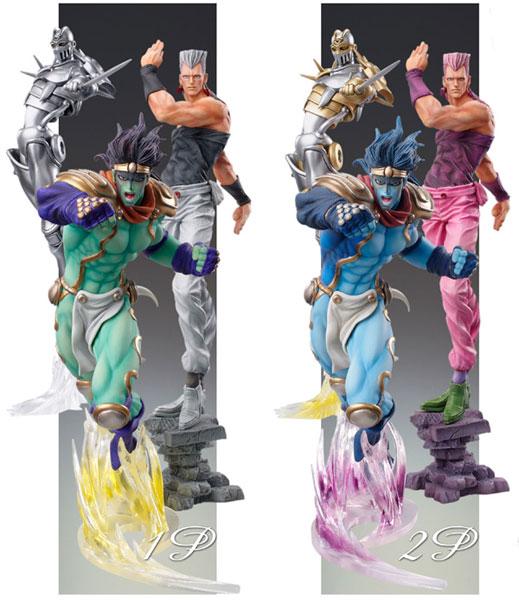 超像革命フィギュアコレクション ジョジョの奇妙な冒険 第三部 Vol.2 BOX[メディコス・エンタテインメント]《在庫切れ》