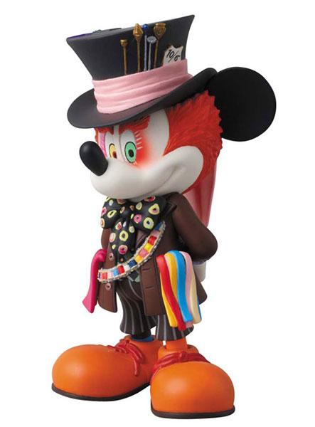 ヴァイナルコレクティブルドール-177 ミッキーマウス as マッド・ハッター(再販)[メディコム・トイ]《在庫切れ》