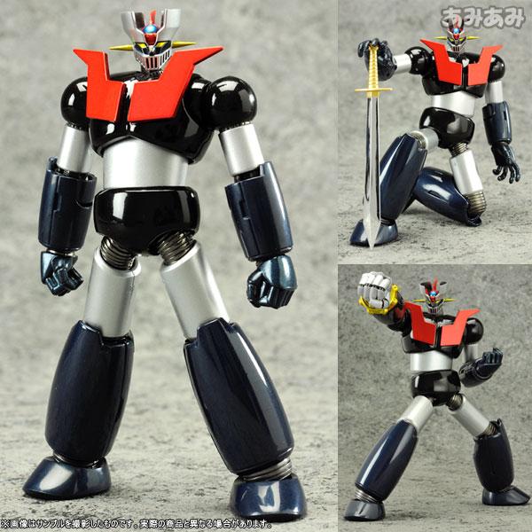 スーパーロボット超合金 マジンガーZ 本体 【旧版】[バンダイ]《在庫切れ》