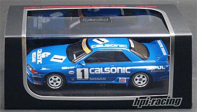 スロットカー 1/32 カルソニック スカイライン(#1) 1991 JTC[hpi]《在庫切れ》