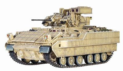 ドラゴンアーマー 完成品 1/72 現用アメリカ軍 M3A2 ODS ブラッドレイ w/ERA 第3装甲騎兵連隊 第2大隊 タルアファル 2005[プラッツ]《在庫切れ》