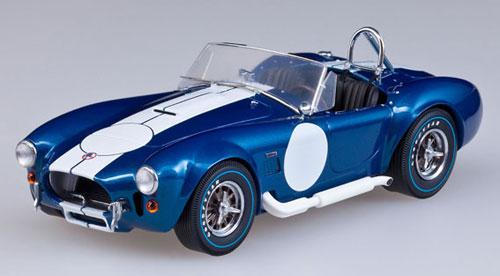 GSRカーズ 完成品ミニカー 1/43 シェルビー コブラ 427 S/C 1965[グッドスマイルレーシング]《在庫切れ》