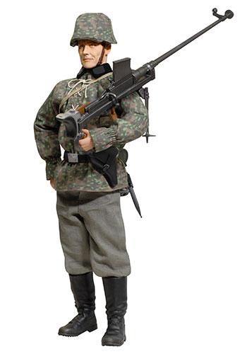 """アクションフィギュア 1/6 WW.II LAH連隊 PzB782(e)銃手 """"ヴィクトル・シュミット"""" ダンケルク 1940年[プラッツ]《在庫切れ》"""