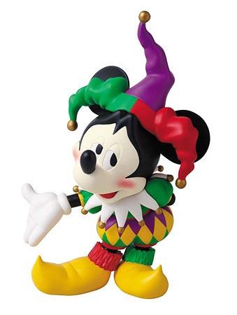 ヴァイナルコレクティブルドール No.174 ミッキーマウス(ジェスターVer.)[メディコム・トイ]《在庫切れ》