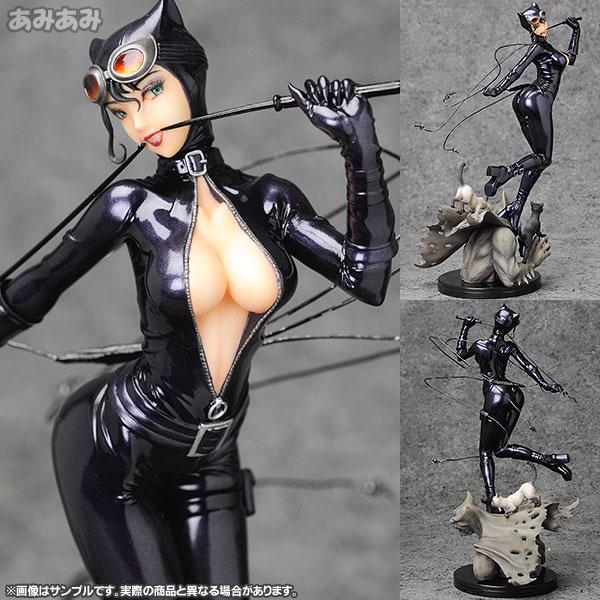 DC BISHOUJO(DC×美少女) キャットウーマン スタチュー