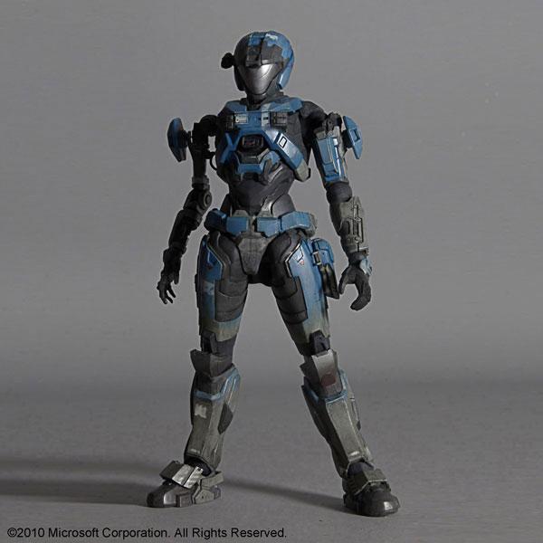 プレイアーツ改 Halo:Reach(ヘイロー リーチ) Vol.2 キャット アクションフィギュア[スクウェア・エニックス]《在庫切れ》