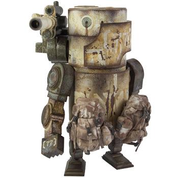 ワールド・ウォー・ロボット ラージ・マーチン(ミスター・フロスティ) 9インチフィギュア 単品