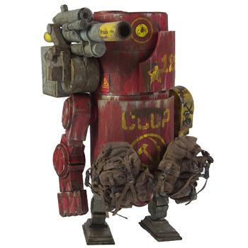 ワールド・ウォー・ロボット ラージ・マーチン(ビッグ・レッド) 9インチフィギュア 単品[スリー・エー]《在庫切れ》