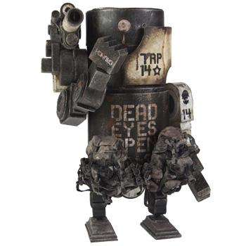 ワールド・ウォー・ロボット ラージ・マーティン(アイアン・パンダ) 9インチフィギュア 単品