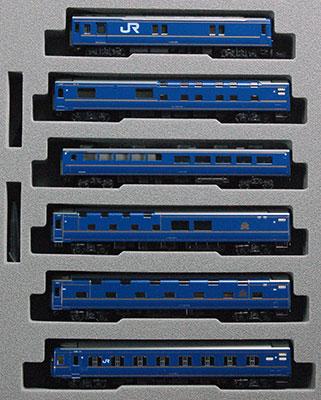 10-831 24系寝台特急「北斗星」〈デラックス編成〉6両基本セット(再販)[KATO]《12月予約》