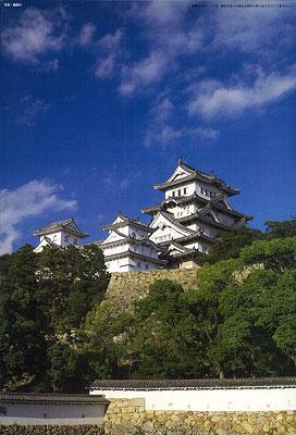 Fujimi Model Plastic Model 1//500 Building Series No.18 Himeji Castle