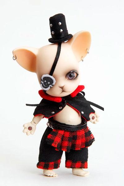 球体関節人形 パンジュ / rambu-pang(ランプパント) 完成品ドール[グルーヴ]《取り寄せ※暫定》