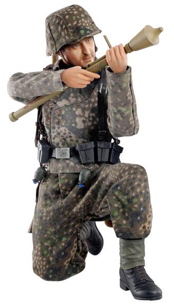 アクションフィギュア 1/6 WW.II ドイツ軍 第11SS義勇装甲擲弾兵師団 ノルトラント w/パンツァーファウスト30k[プラッツ]《在庫切れ》