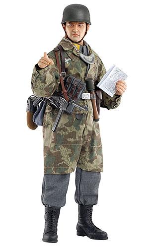 """アクションフィギュア 1/6 WW.II ドイツ軍 第2降下猟兵師団 野戦憲兵 """"アルベルト・ヴェインホルト"""" フランス 1944[プラッツ]《在庫切れ》"""