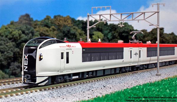 10-847 E259「成田エクスプレス」基本セット(3両)(再販)[KATO]《発売済・在庫品》