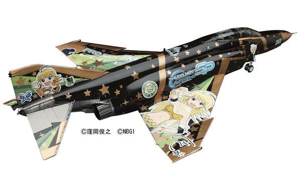 """1/72 F-4EJ改 スーパーファントム """"アイドルマスター 星井美希"""" プラモデル[ハセガワ]《在庫切れ》"""