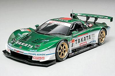 マスターワークコレクション 完成品 1/24 TAKATA 童夢 NSX 2005[タミヤ]《取り寄せ※暫定》