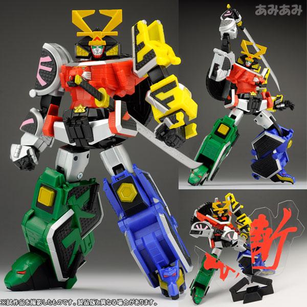 Super Robot Chogokin Samurai Sentai Shinkenger Shinken-O Japan