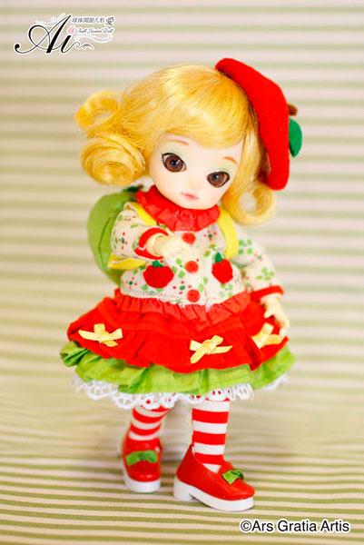 球体関節人形 愛 / Apple blossom(アップルブロッサム) 完成品ドール[グルーヴ]《取り寄せ※暫定》