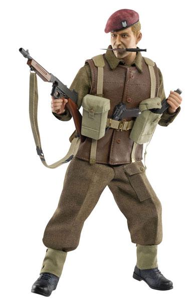 """アクションフィギュア 1/6 WW.II イギリス陸軍 第1SAS連隊 隊員 """"ジョニー・ヴィックス"""" ドイツ 1945[プラッツ]《在庫切れ》"""