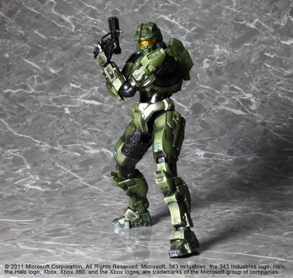 Halo:Combat Evolved プレイアーツ改 マスターチーフ アクションフィギュア(ヘイロー コンバットエボルヴ)