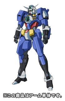 機動戦士ガンダムAGE ゲイジングビルダーシリーズ AGE-1Gウェアスパローアーム