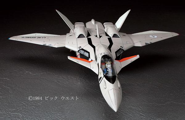 マクロスプラス 1/72 VF-11B サンダーボルト プラモデル(再販)[ハセガワ]《取り寄せ※暫定》