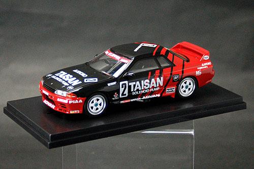 スロットカー 1/32 TAISAN KLEEPER GT-R(#2) 1991 JTC[hpi]《在庫切れ》