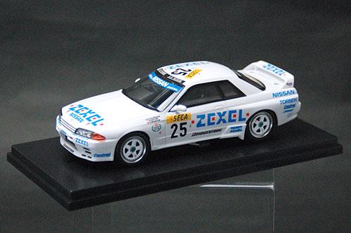 スロットカー 1/32 ZEXEL スカイライン(#25) 1991 SPA 24 hours[hpi]《在庫切れ》
