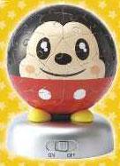 ジグソー 光る球体パズル パズランタン ミッキーマウス 60ピース(2003-400)[やのまん]《在庫切れ》