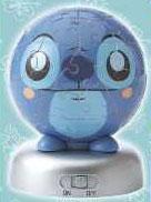 ジグソー 光る球体パズル パズランタン スティッチ 60ピース(2003-402)[やのまん]《在庫切れ》