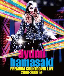 BD 浜崎あゆみ / ayumi hamasaki PREMIUM COUNTDOWN LIVE 2008-2009 ●A (Blu-ray Disc)[エイベックス・マーケティング]《在庫切れ》