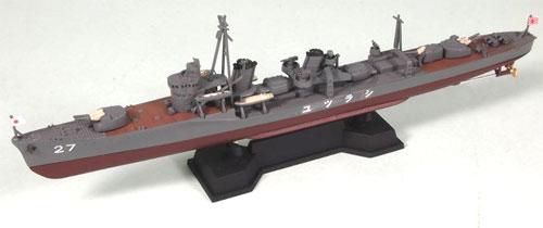 【中古】(本体A-/箱B)1/700 スカイウェーブシリーズ 日本海軍白露型駆逐艦 白露(1942年) プラモデル[ピットロード]《発売済・在庫品》