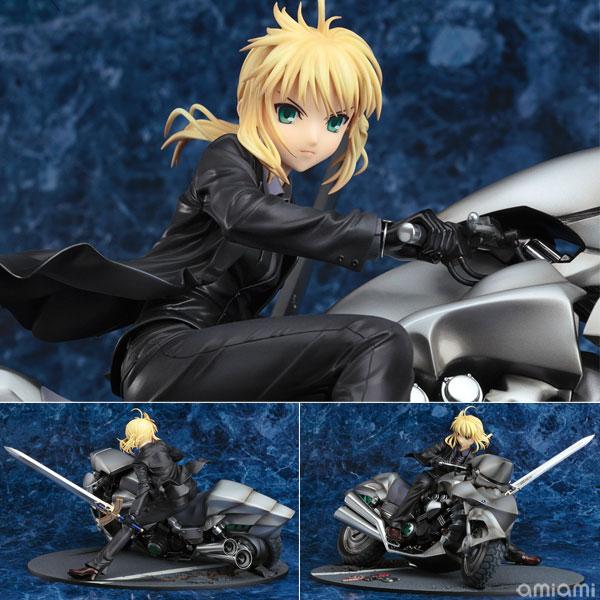 Fate/Zero セイバー&セイバー・モータード・キュイラッシェ 1/8 完成品フィギュア[グッドスマイルカンパニー]《在庫切れ》