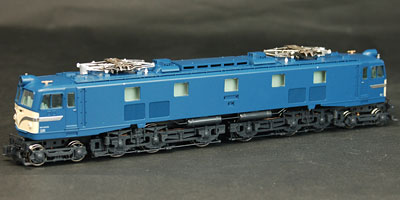 1-301 (HO)EF58(大窓・ブルー)(再販)[KATO]【送料無料】《09月予約》
