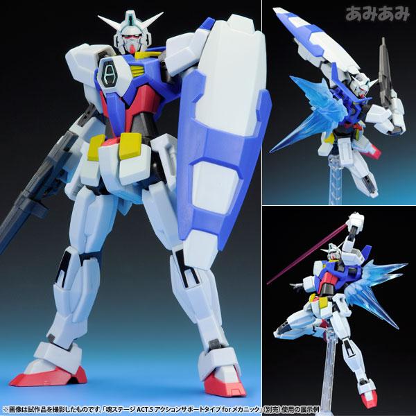 ROBOT魂 -ロボット魂-〈SIDE MS〉 ガンダムAGE-1 ノーマル 『機動戦士ガンダムAGE』より[バンダイ]《在庫切れ》