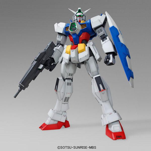 メガサイズモデル 1/48 ガンダムAGE-1 ノーマル プラモデル 『機動戦士ガンダムAGE』より[バンダイ]《在庫切れ》