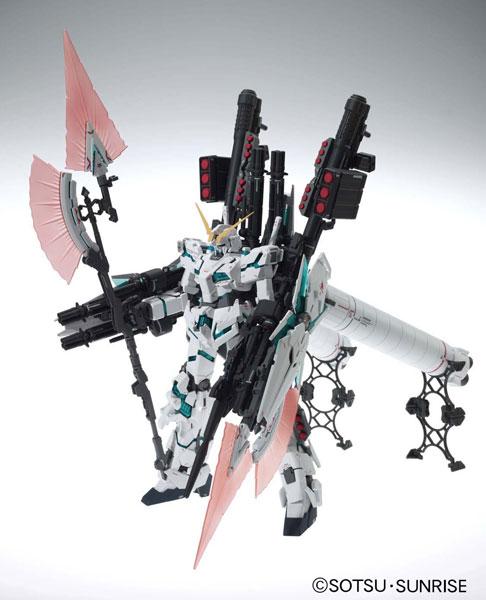 MG 1/100 RX-0 フルアーマーユニコーンガンダム Var.Ka プラモデル