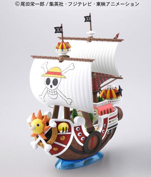 ワンピース 偉大なる船(グランドシップ)コレクション サウザンド・サニー号 プラモデル(再販)[バンダイ]《発売済・在庫品》
