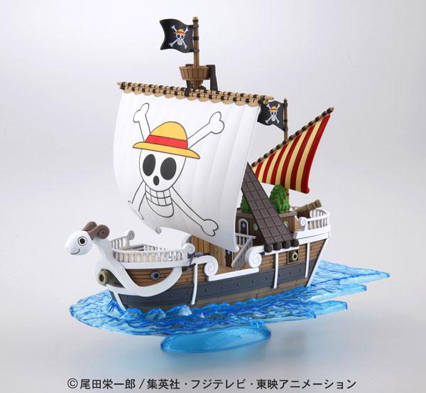 ワンピース 偉大なる船(グランドシップ)コレクション ゴーイング・メリー号 プラモデル(再販)[バンダイ]《発売済・在庫品》